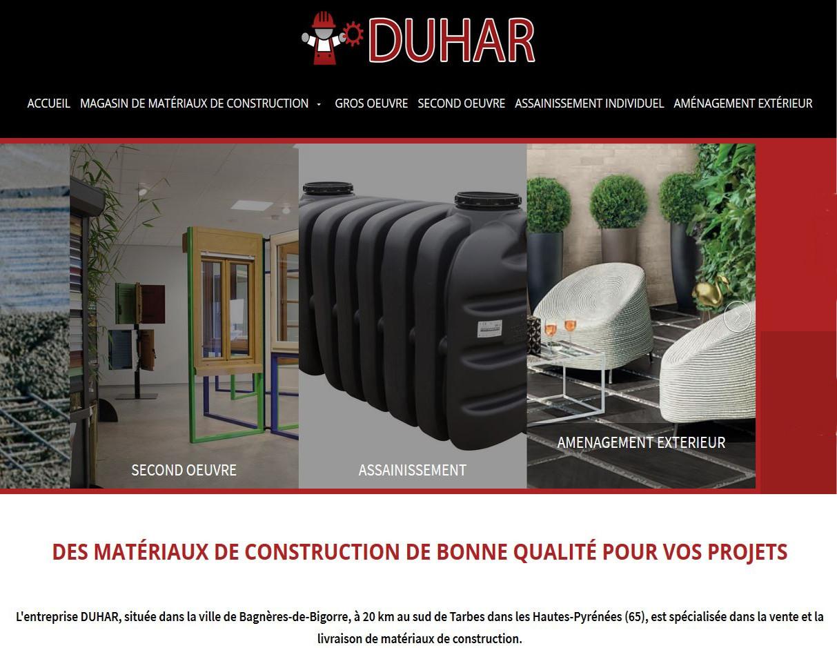 DUHAR MATERIAUX - Clientes que confían en nosotros